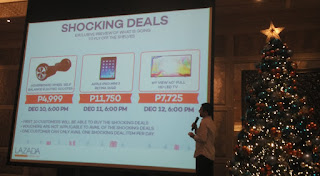 Lazada Announces 3-Day Grand Christmas Sale, Happening This December 10 to 12