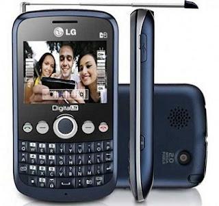 LG X350 Dual SIM TV Mobile