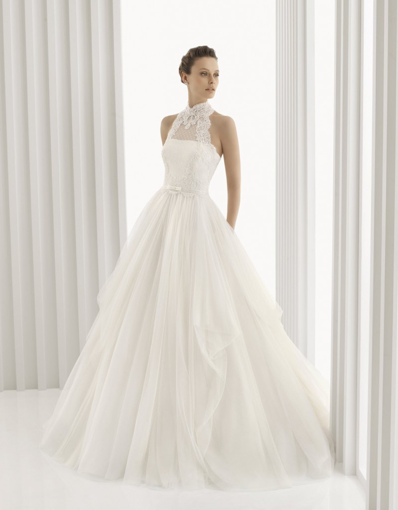 Inner peace in your life the most beautiful wedding dress for Most elegant wedding dresses