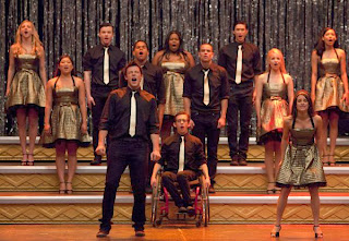 "Recap/review of Glee 1x22 ""Journey"" by freshfromthe.com"