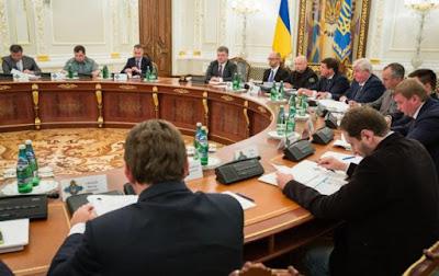 СНБО принял решения о координации действий спецслужб и о противодействии угрозе ядерным объектам