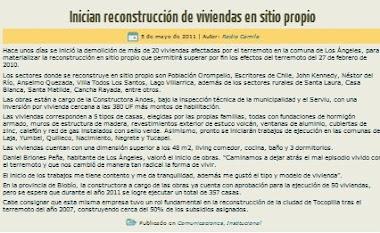 Andes en la Prensa