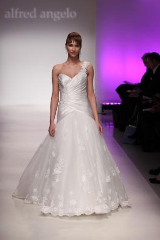vestidos de novia - alfred angelo
