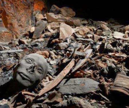 Makam 50 Mumi Keluarga Firaun