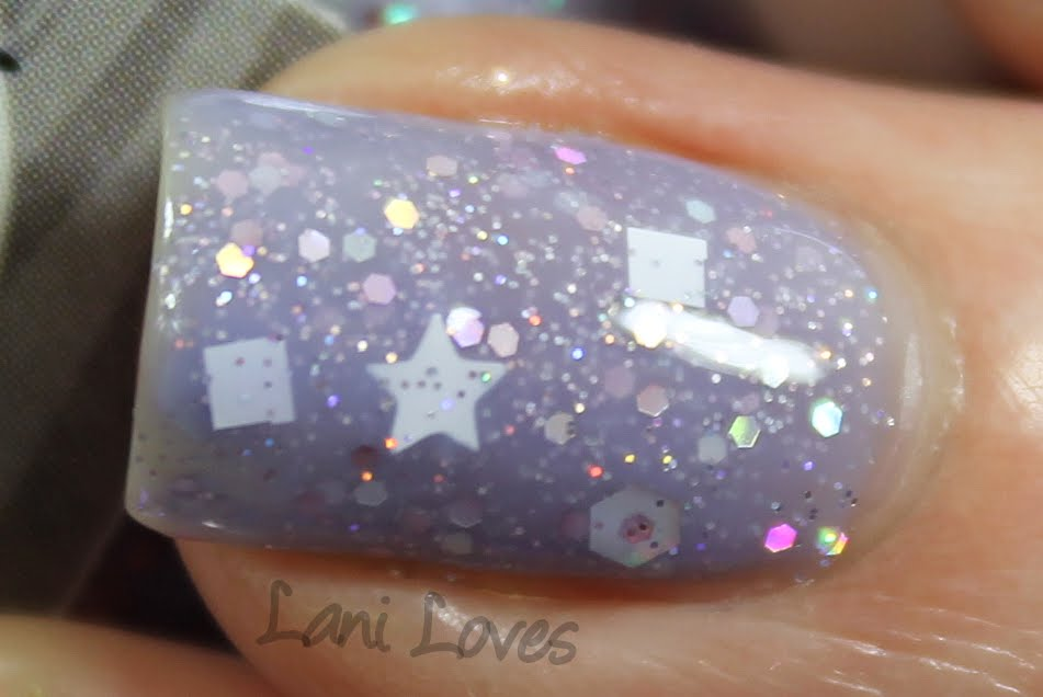 Star Kin Magic nail polish swatch