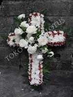 jual bunga salib bagus dan murah berkualitas