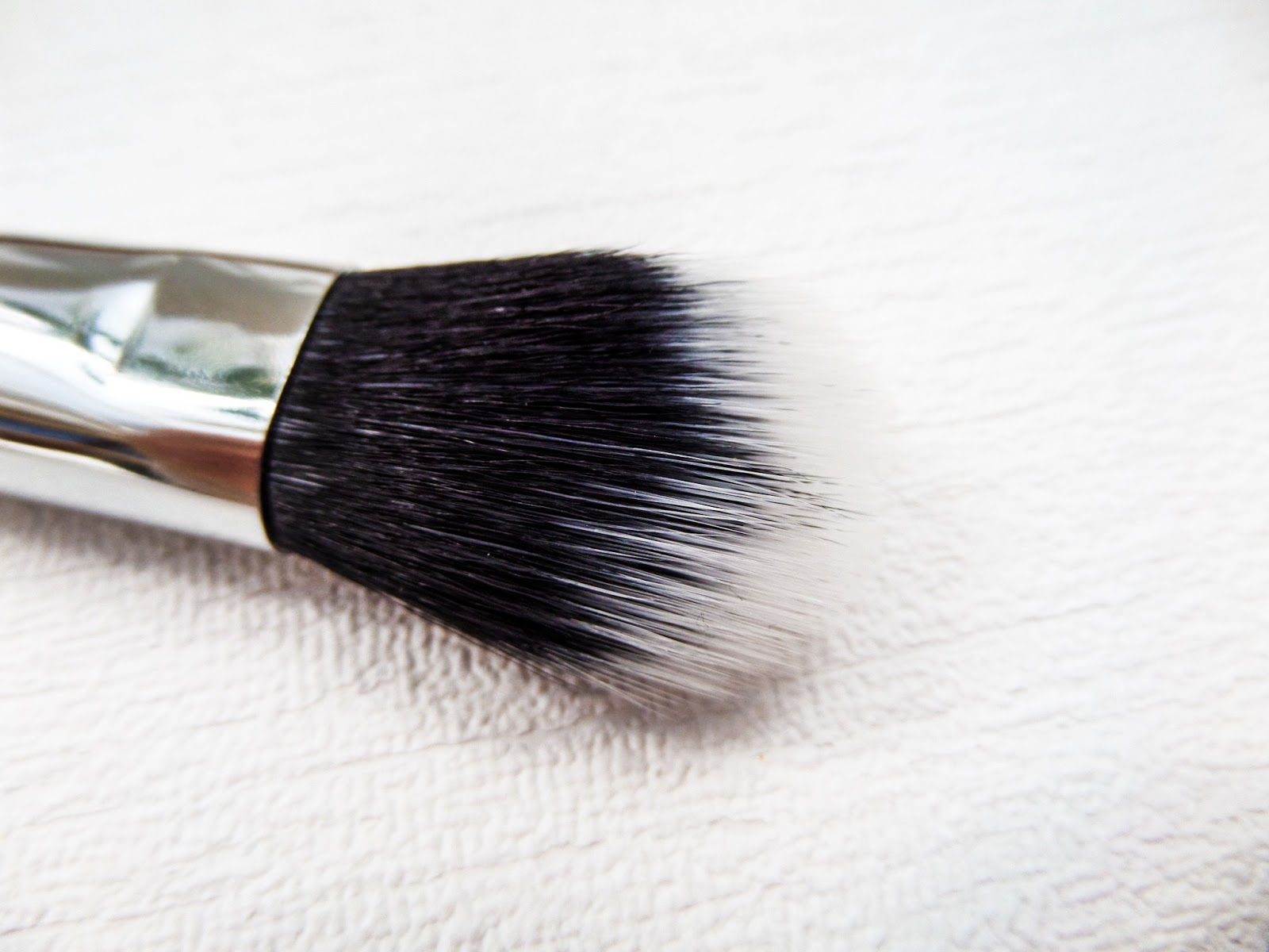 Tapered Duo Fibre Blush brush (C427) Crownbrush
