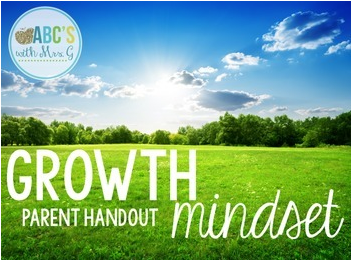https://www.teacherspayteachers.com/Product/Growth-Mindset-FREEBIE-1988801