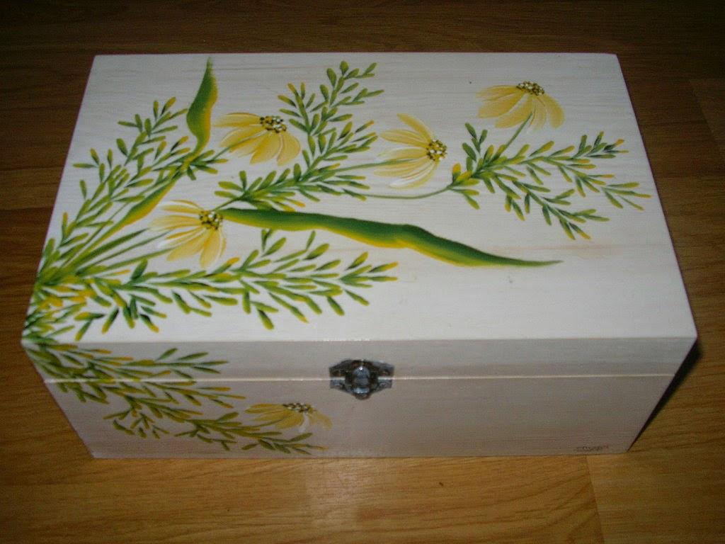 Tienda miscel nea cajas decoradas a mano - Cajas decoradas a mano ...