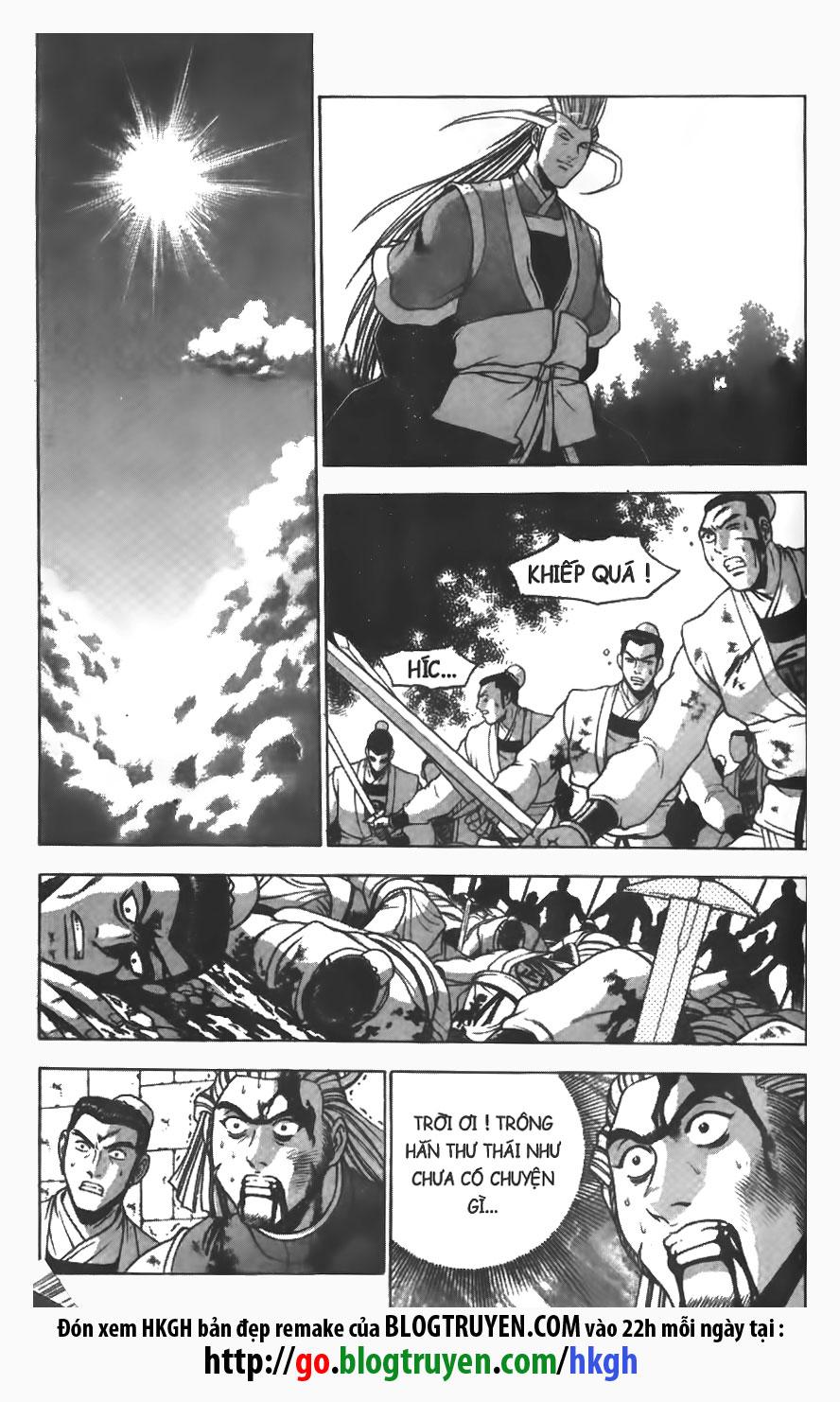 Hiệp Khách Giang Hồ chap 204 page 8 - IZTruyenTranh.com