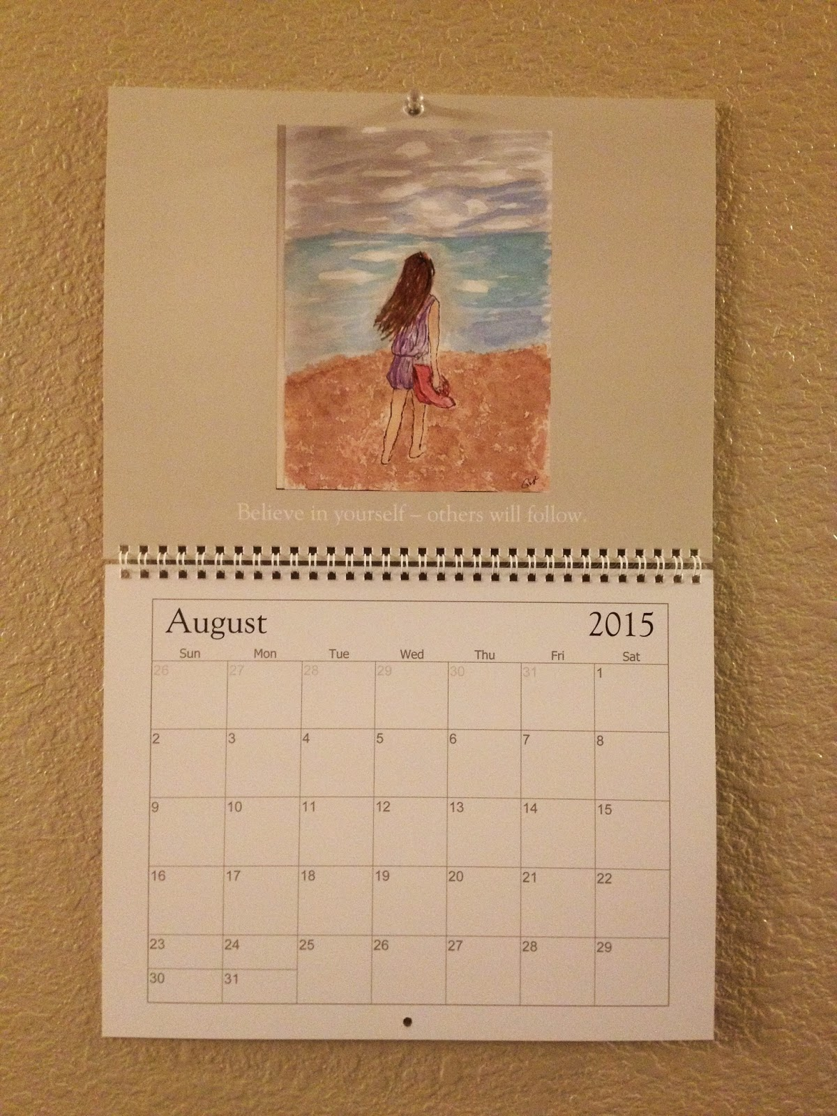 The Calendars are Here! The Calendars are Here!