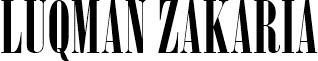 Blog Luqman Zakaria