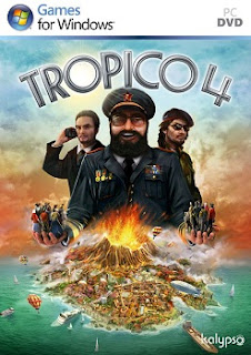 games Download   Tropico 4 FLT   PC   (2011)