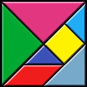 Hazlo t mismo tangram for Cuadros con formas geometricas