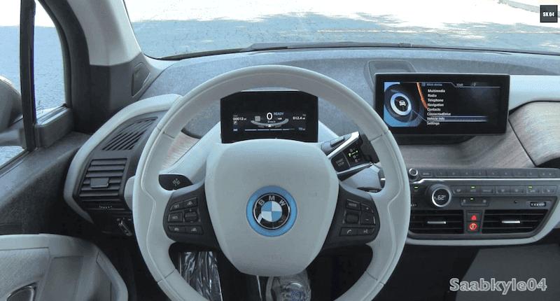 「BMW i3」の試乗レビュー動画