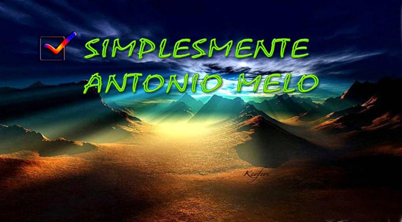 SIMPLESMENTE ANTONIO MELO