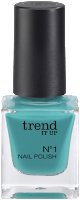 Preview: Die neue dm-Marke trend IT UP - N°1 Nail Polish 050 - www.annitschkasblog.de
