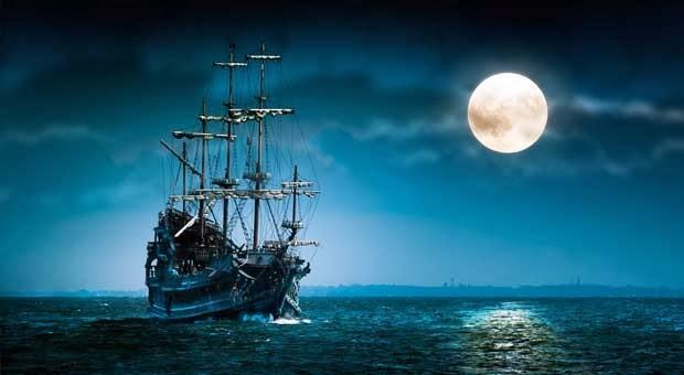 10 Misteri Kapal Hantu di Dunia