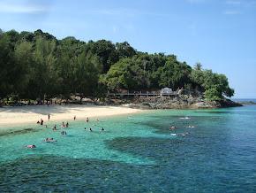 2012 - Redang Island