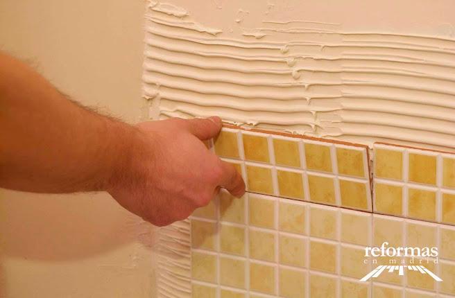 Azulejos para revestir paredes
