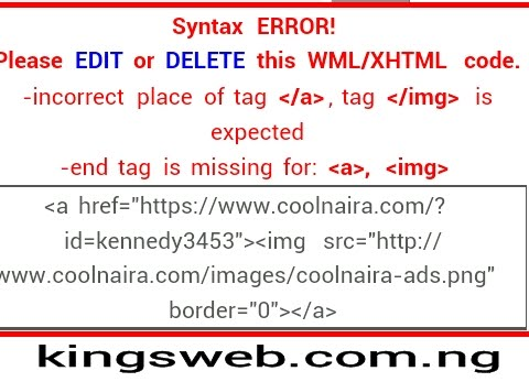 coolnaira code on wapka site