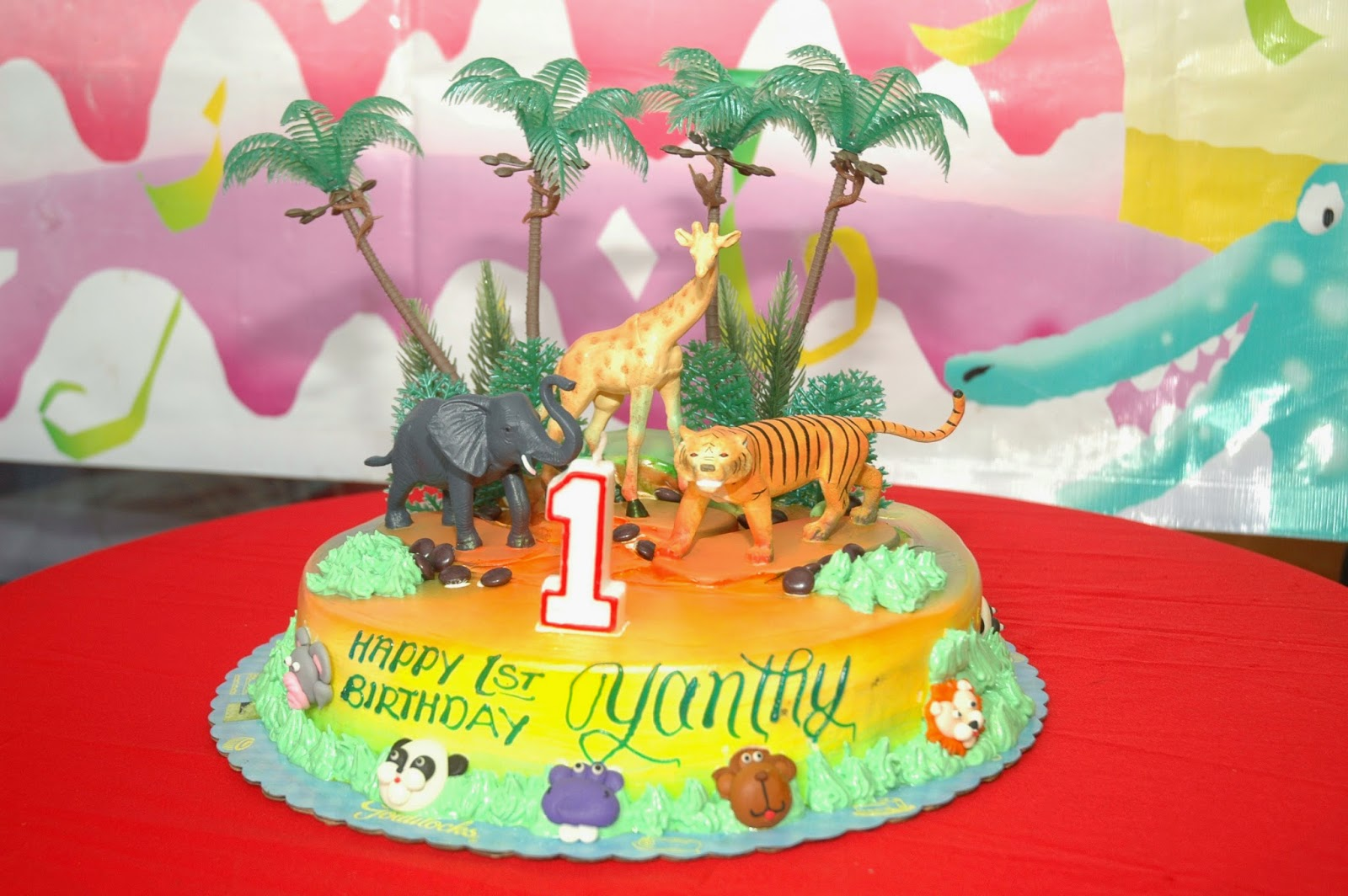 Goldilocks Birthday Cake For Baby Girl Image Inspiration of Cake