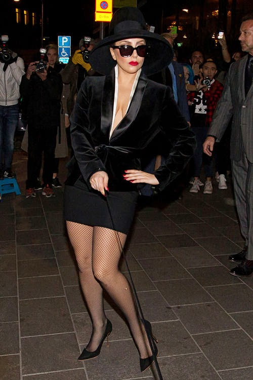Lady GaGa in Germany