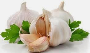 Bawang Putih membuang toksik dalam badan dengan pantas.