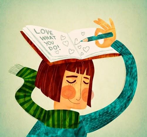 Ilustración de Ada Verkony