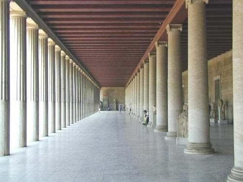 L Architecture De La Gr Ce Antique Architecture