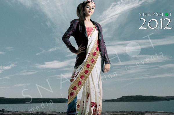 image of Bhavanas Latest Photoshoot For A Calendar   pictureswallpapers photo