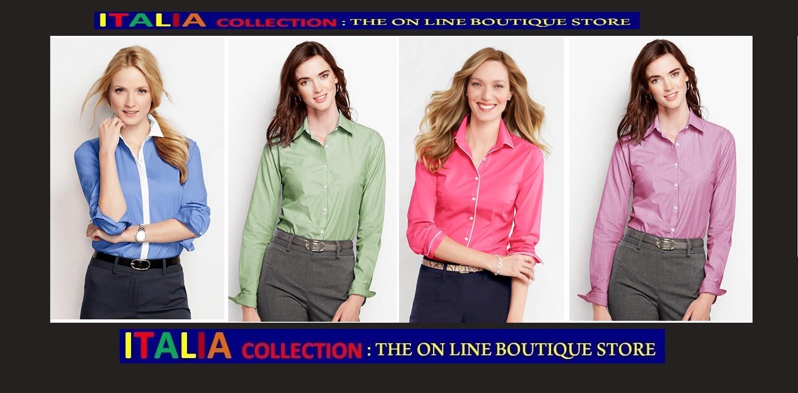 Camisas Mangas Largas Mujer Comprá Ahora con Envío  - imagenes de modelos de camisas para mujeres