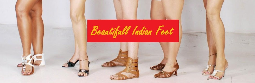 Beautifull Indian Feet