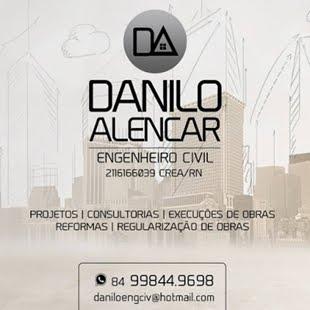 DANILO ALENCAR - Engenheiro Civil