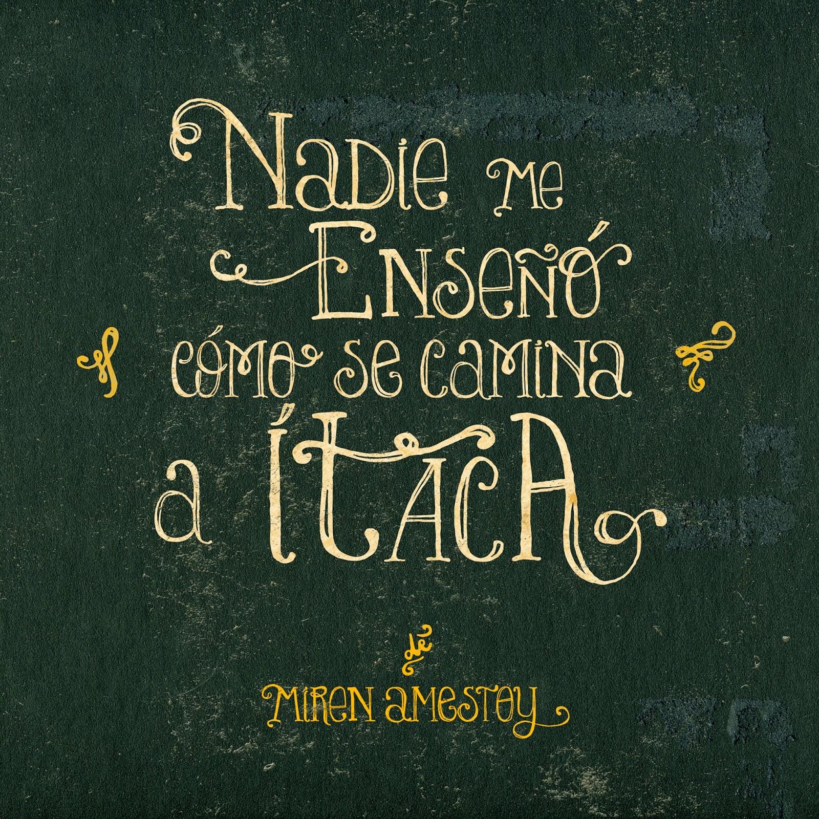 """Libro """"Nadie me enseño cómo se camina a Ïtaca""""Miren Amestoy. Asociación lupus Granada"""