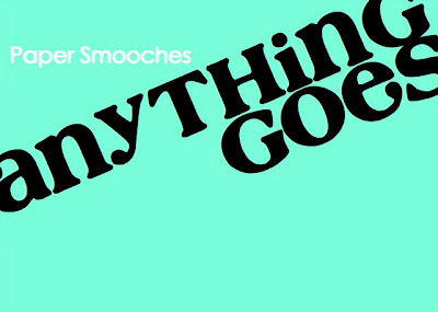 April 5-11 Anything Goes (wk1) challenge