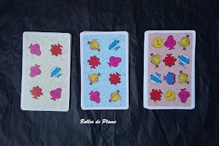 Bulles de Plume - Picmi Monsieur Madame - cartes
