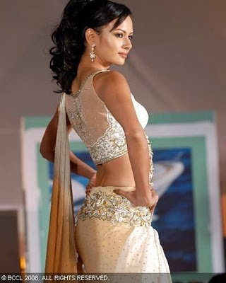 Bringing Sexy back - Saree Blouse Designs Pictures Gallery