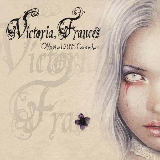 Calendario Victoria Frances 2015