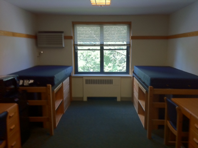 Pace University Dorm Rooms