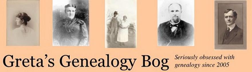 Greta's Genealogy Bog