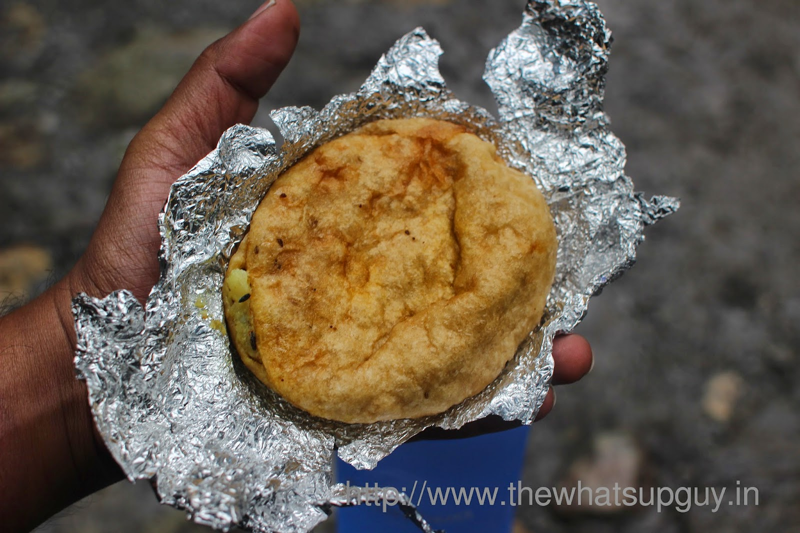 Packed Lunch Roopkund Trek With India Hikes Day 6