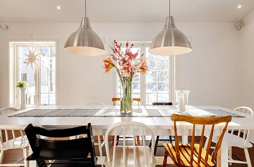 estilo rustico lamparas rusticas de cocina