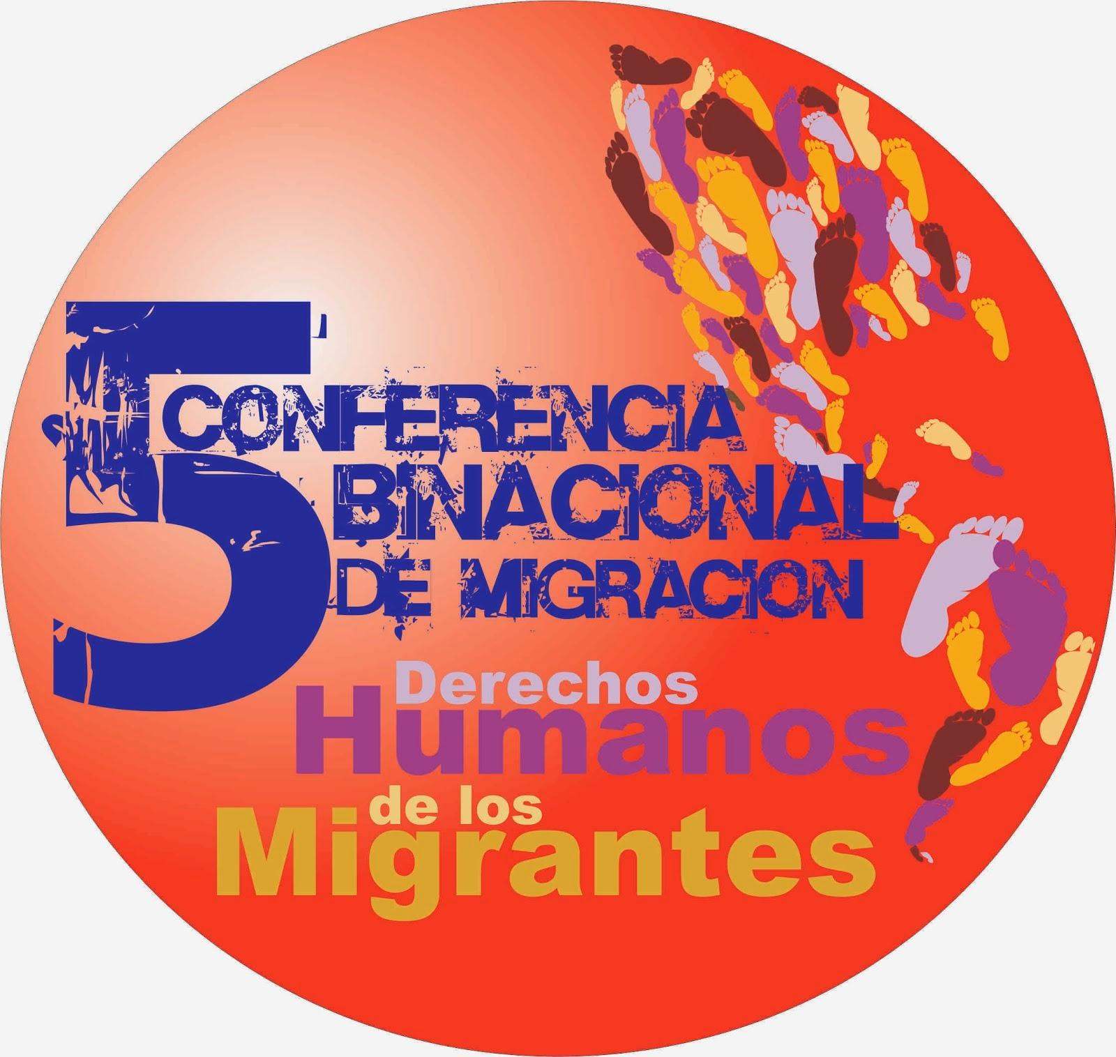 5ta Conferencia Binacional de Migración