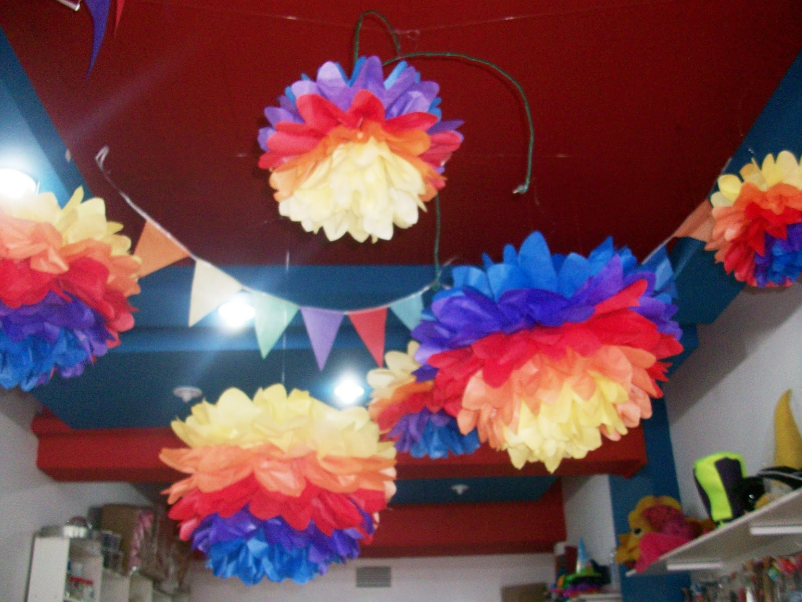 decoracion con papel tapiz