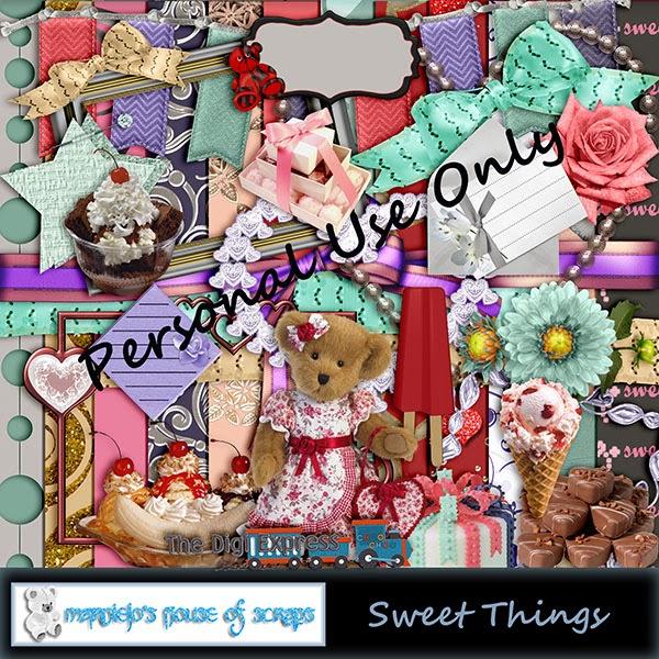 Sweet Things Blog Train Freebie
