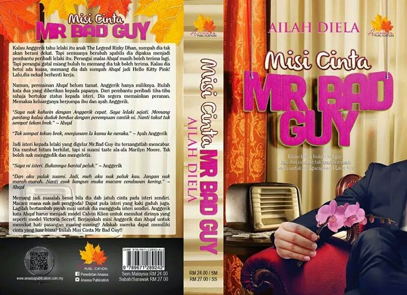 Misi Cinta Mr Bad Guy