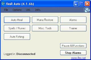 flameR Tools v4.1.6 - Tibia 8.74 FlameR%2BTools%2B4.1.6