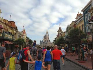 Cinderella's Castle, Main Street, Magic Kingdom