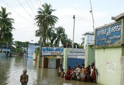 Bihar floods